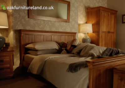 Oak Furniture Land – Evening Routine