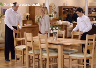 Oak Furniture Land – High Speed Dining