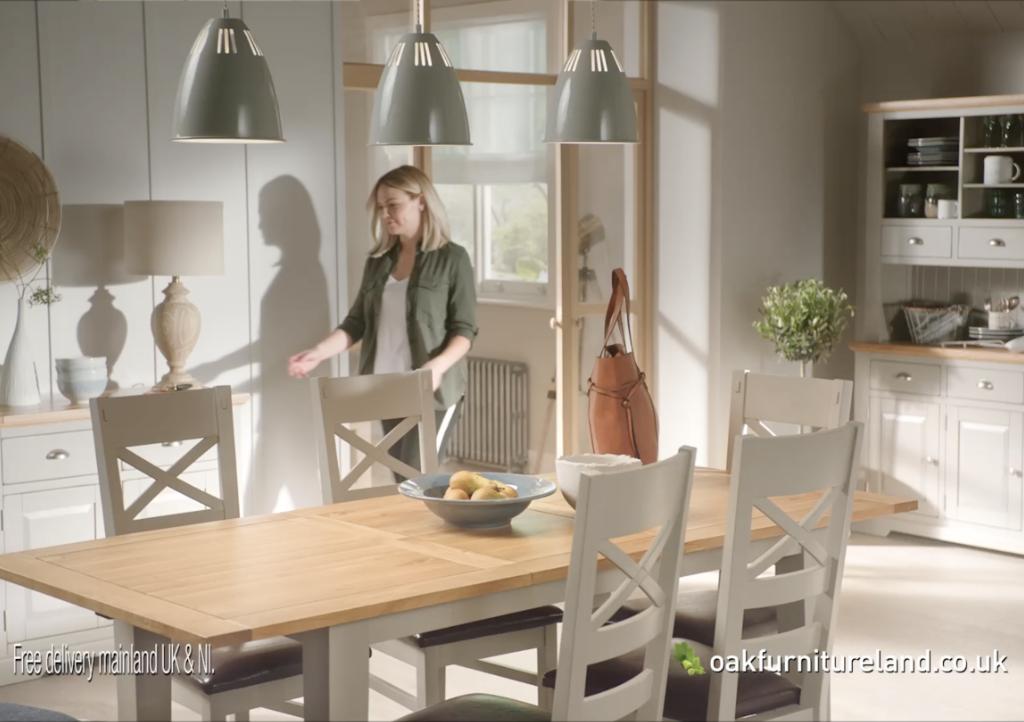 Oak Furniture Land Equinox Video Content Production