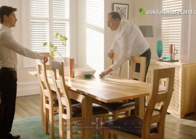 Oak Furniture Land TV Commercial