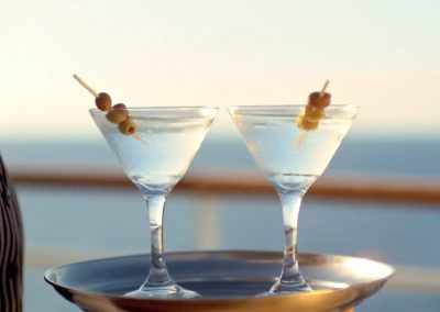 P&O Cruises Sponsorship Ident