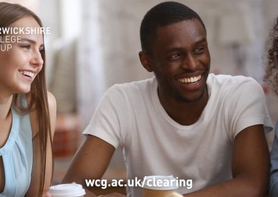 Warwickshire College Group TV Commercial