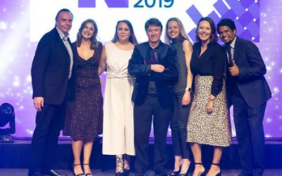 WE'RE NORTHERN MARKETING AWARD WINNERS