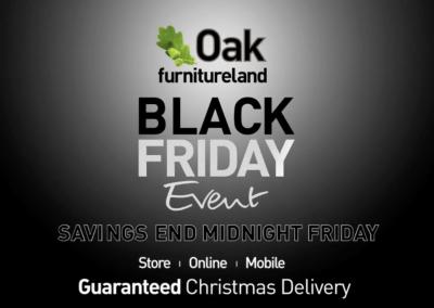 Oak Furniture Land – Black Friday