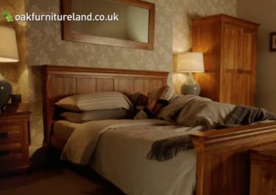 Oak Furniture Land – Evening Routine