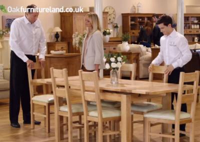 Oak Furniture Land – High Speed Dining