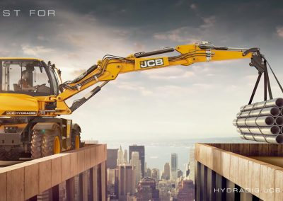 JCB Promotional Film