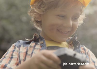 JCB Batteries TV Commercial