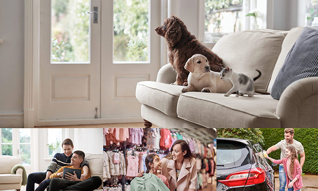 Asda Money - stills and content production by Equinox