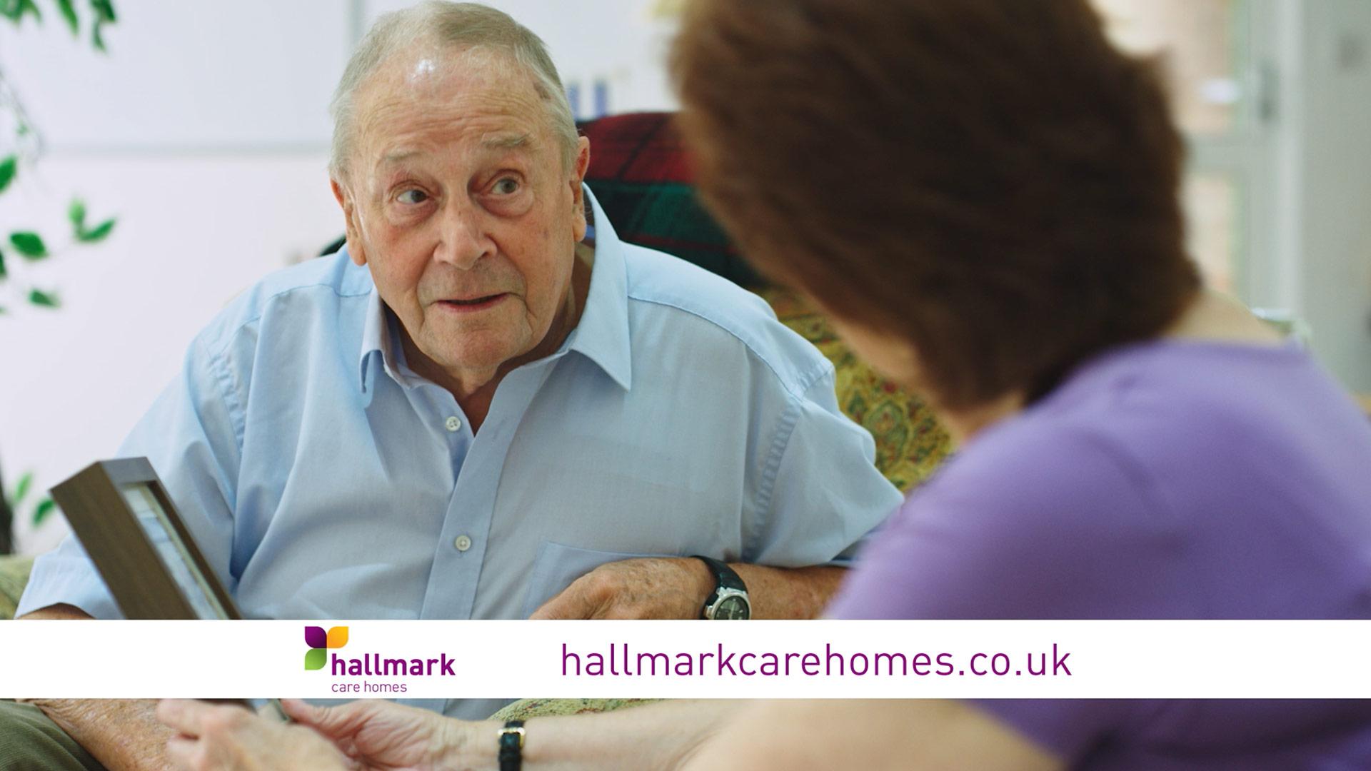 Hallmark Care Homes TV Ad